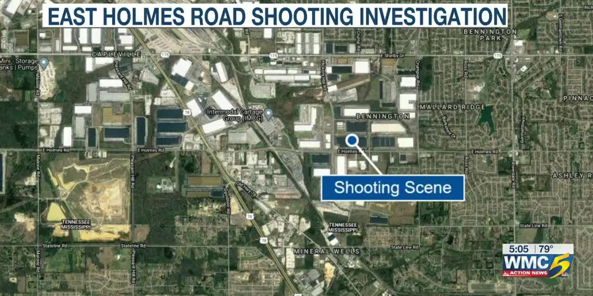 Suspect detained in connection to shooting at southeast Memphis factory