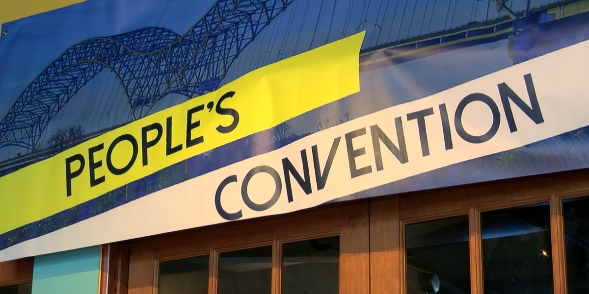 Hundreds attend 2019 Memphis People's Convention