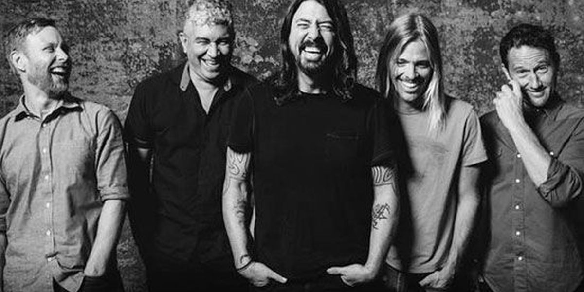 Foo Fighters returning to FedExForum this fall