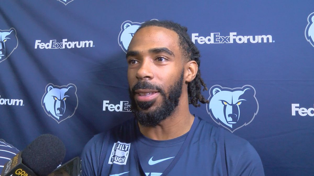 Grizzlies' Mike Conley named Player of the Week for first time