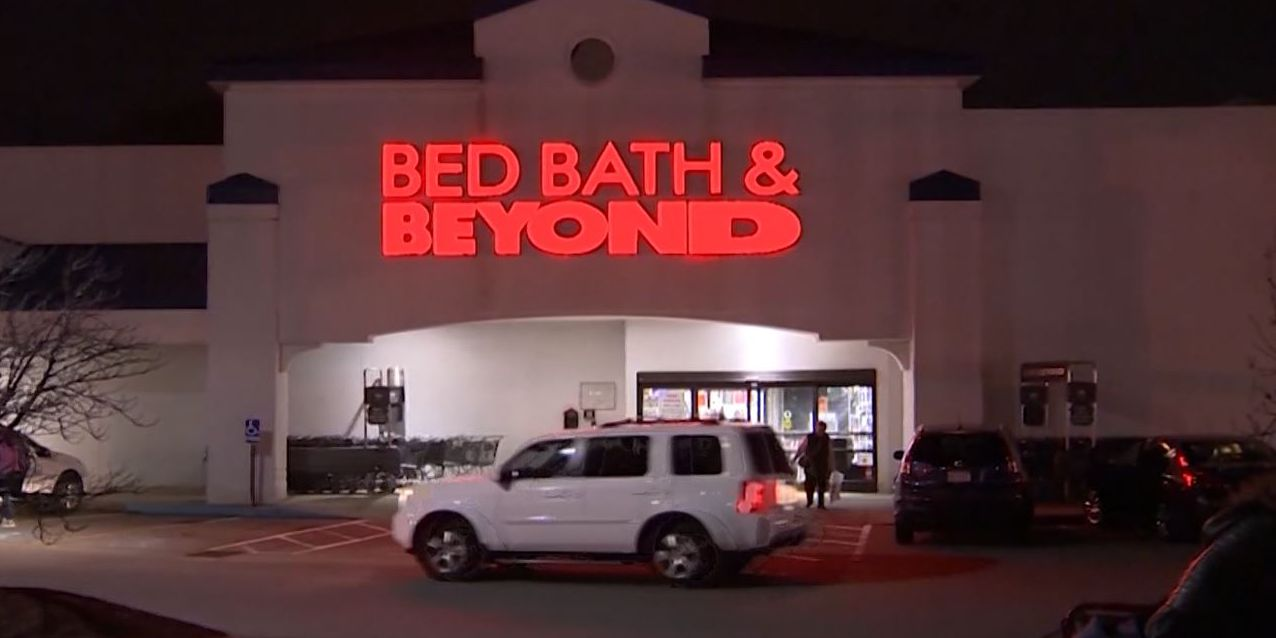 Bed Bath Beyond Closing 40 Stores