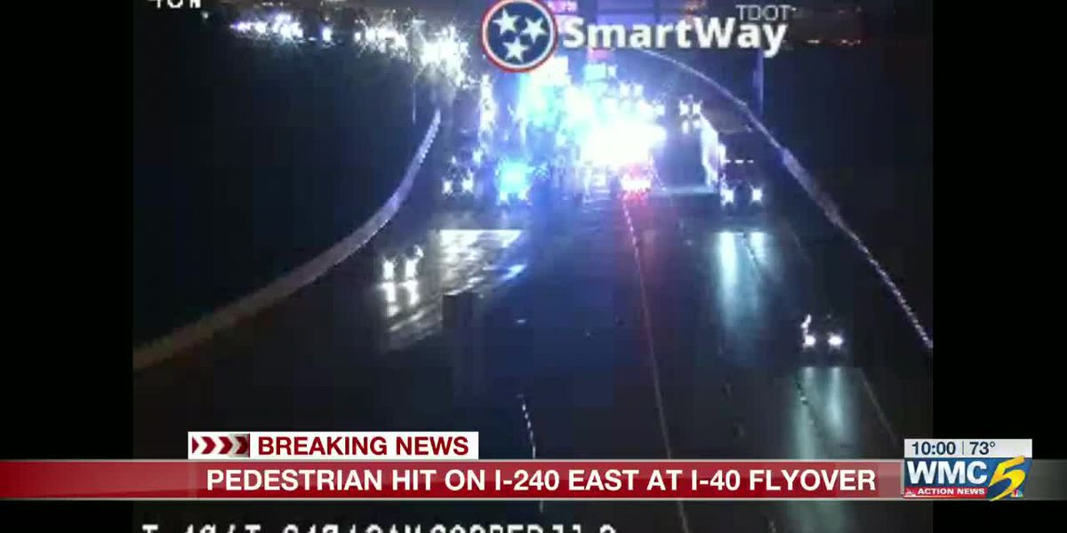 Police investigating hit and run on I-40 near I-240 flyover