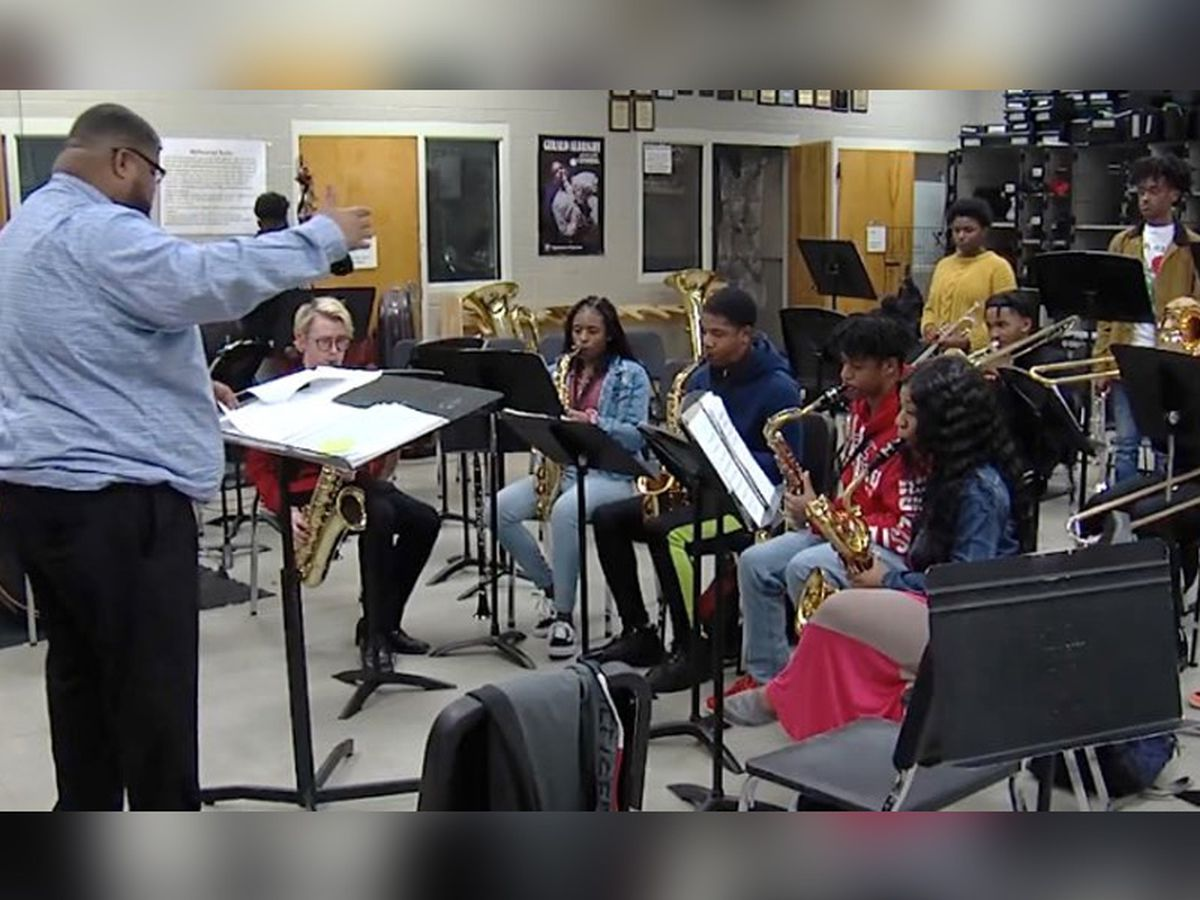 Memphis Central High School to compete in prestigious jazz band competition