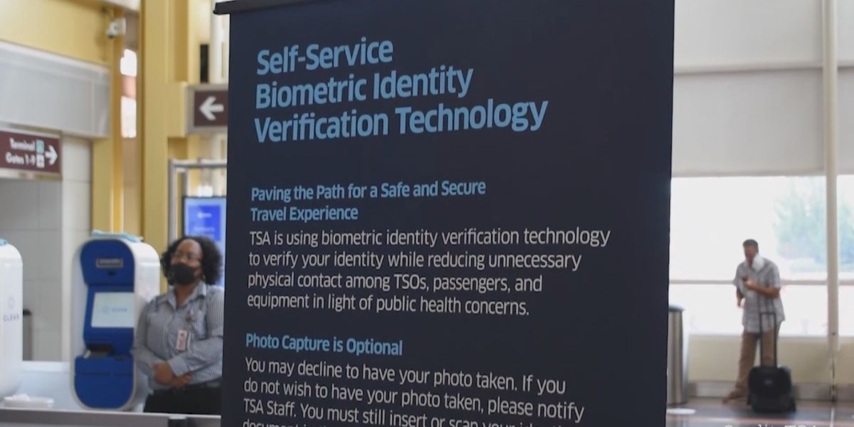 TSA is testing facial recognition at security checkpoints