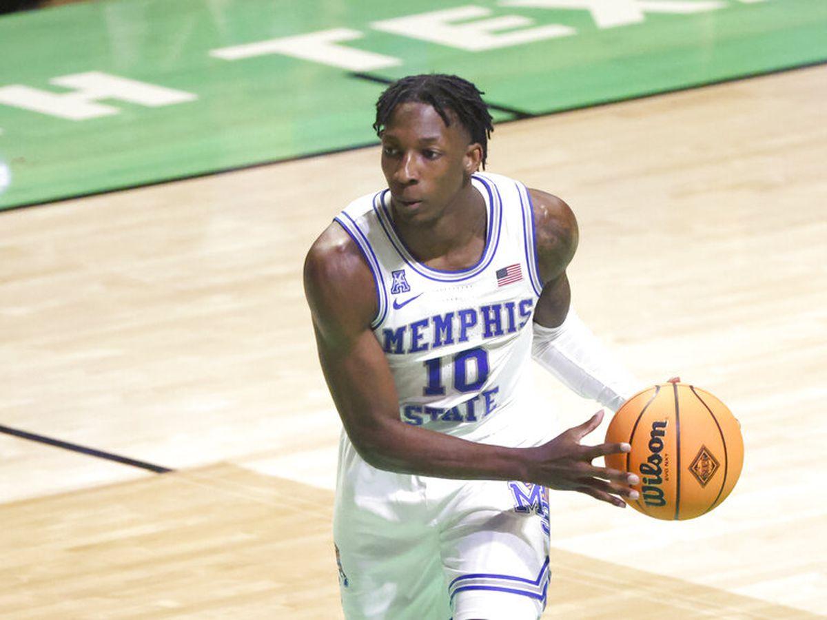 Former Tiger basketball player headed to TCU