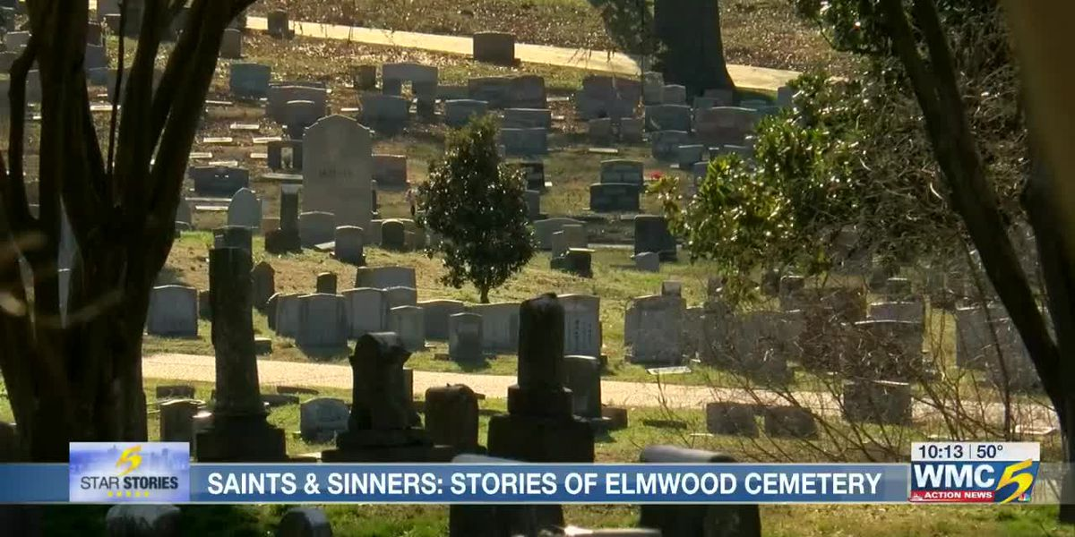 5 Star Stories: Saints and Sinners -- stories of Elmwood Cemetery