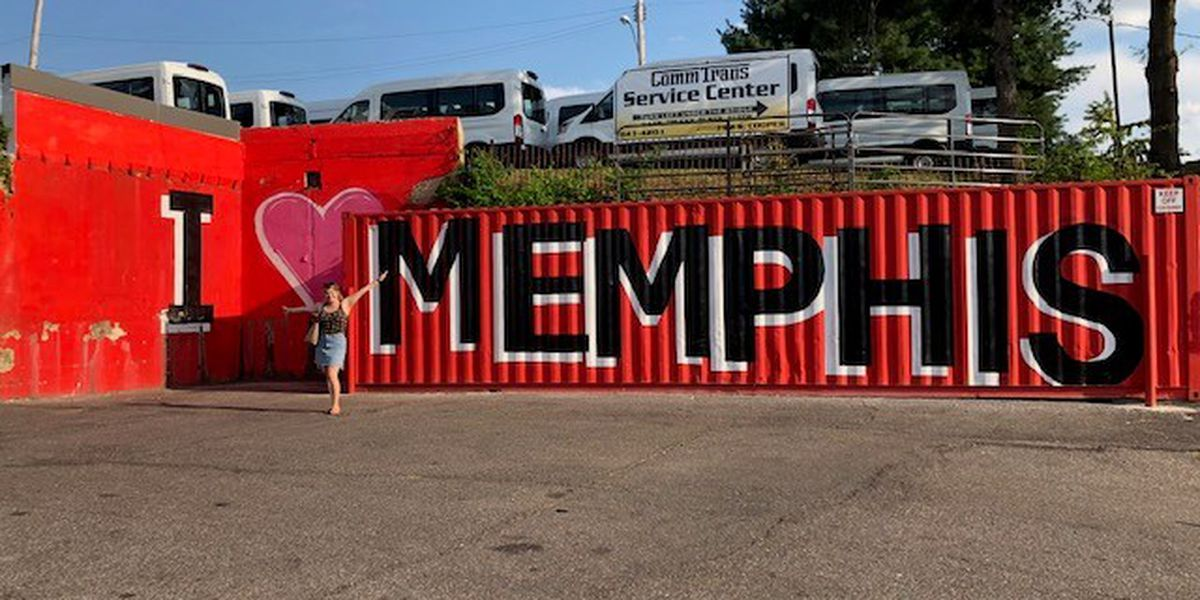 A Love Letter to Memphis: Kelly Roberts