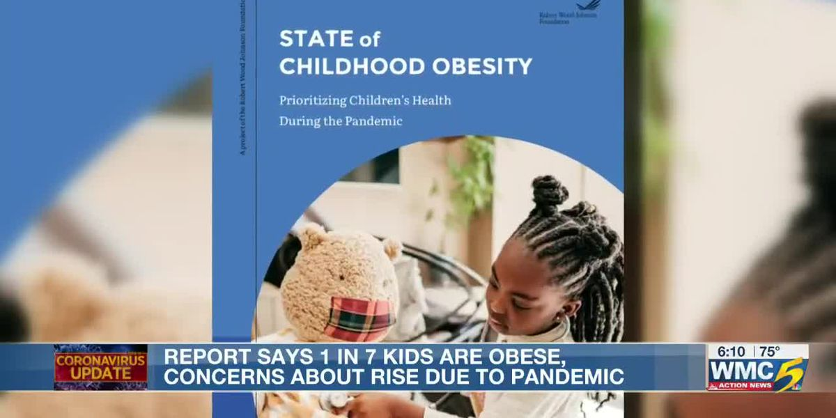 Health experts worry about COVID-19 impact on childhood obesity