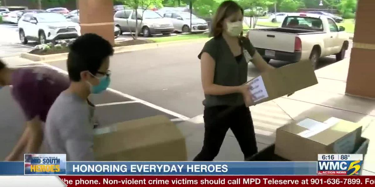 Mid-South Heroes: Recognizing everyday heroes amid the COVID-19 pandemic