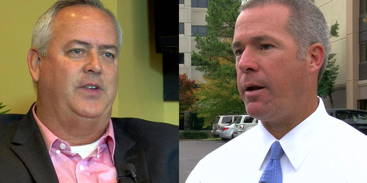 Cunningham faces off against incumbent Bunker for Lakeland mayor