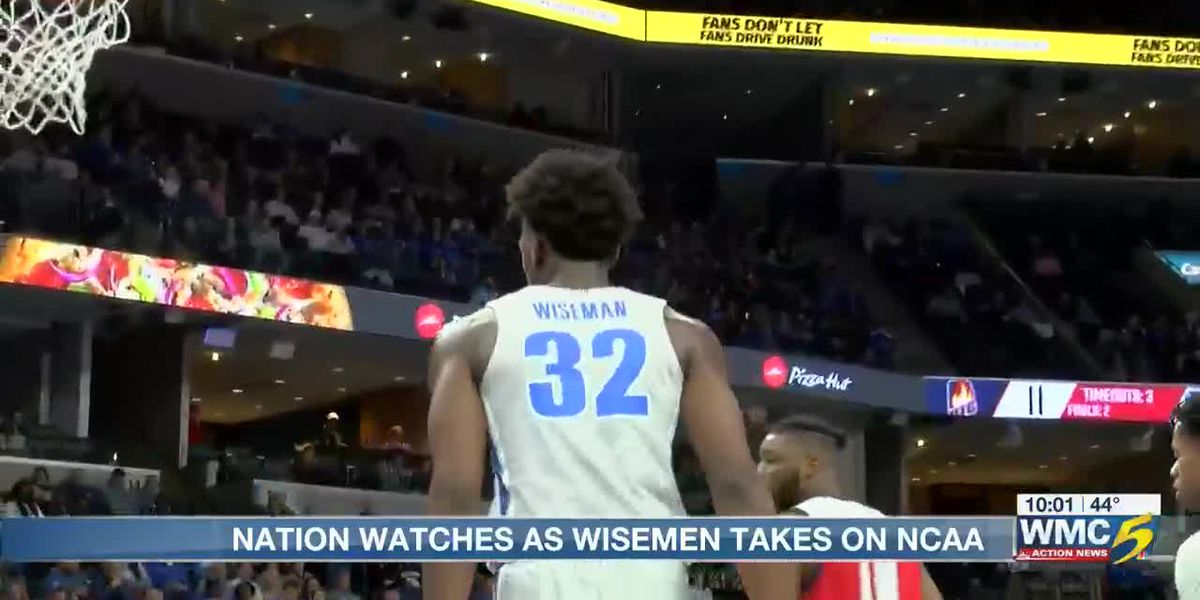 Nation watches as Wiseman takes on NCAA