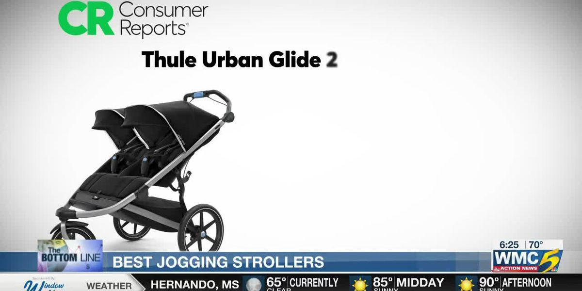 Bottom Line: Best jogging strollers