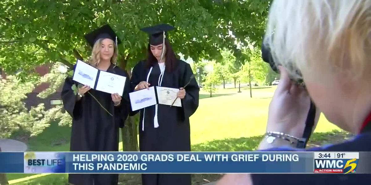 Best Life: 2020 grads and grief in a pandemic