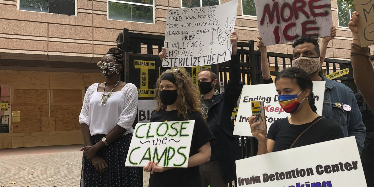 Lawmakers call for shut down of Georgia detention site due to alleged unnecessary surgeries