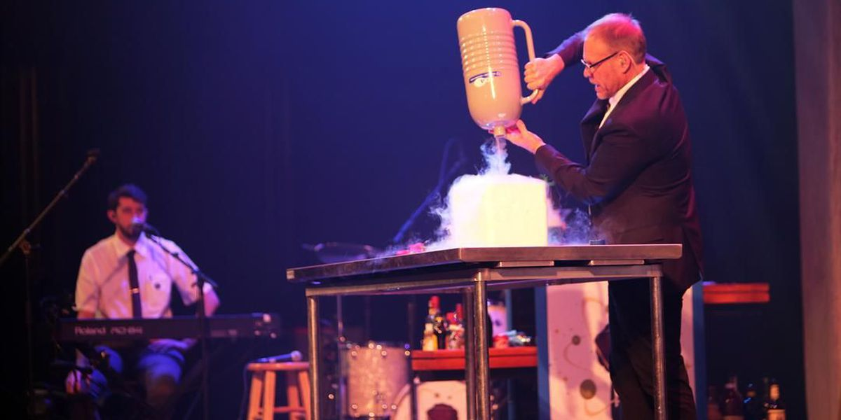 Alton Brown's culinary variety show coming to Orpheum