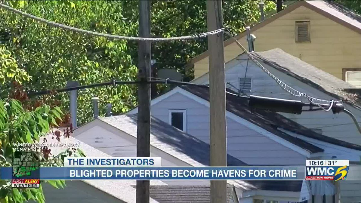 The Investigators: Blighted properties become havens for crime