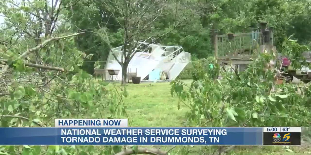 Cleanup continues after Tipton County tornado touchdown