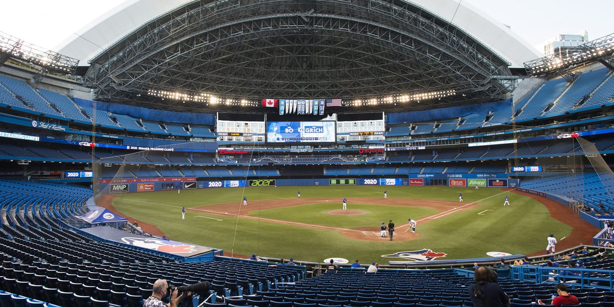 MLB's Blue Jays not allowed to play games in Canada