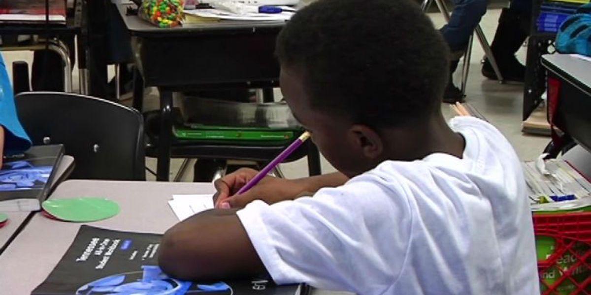 SCS students start TNReady testing