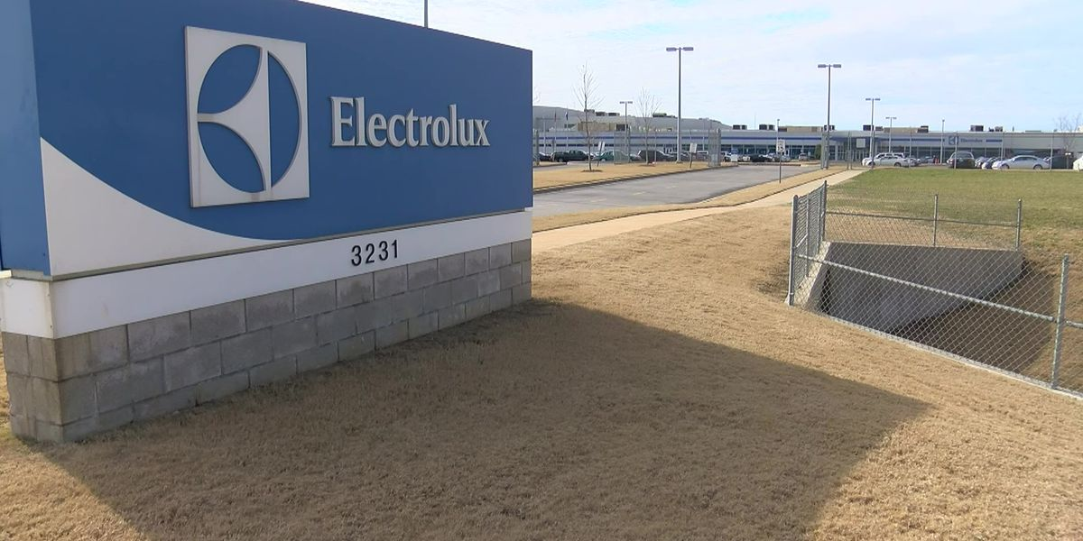 Electrolux submits documents to formally terminate its tax incentives