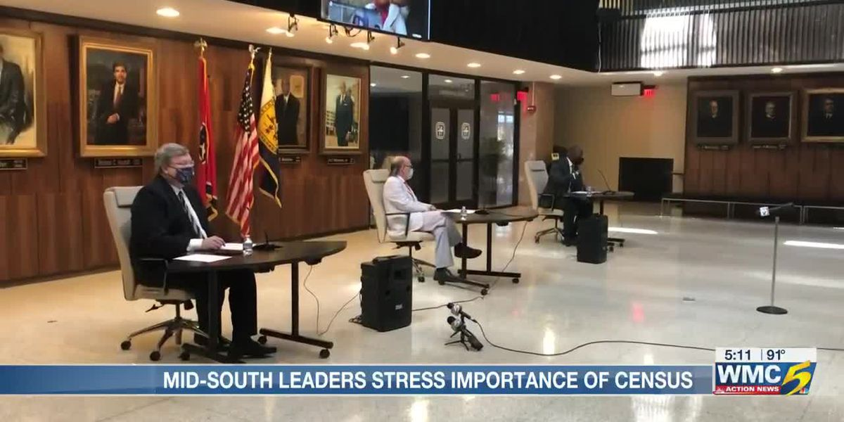 Mid-South political leaders make push for census, say funding depends on everyone's participation
