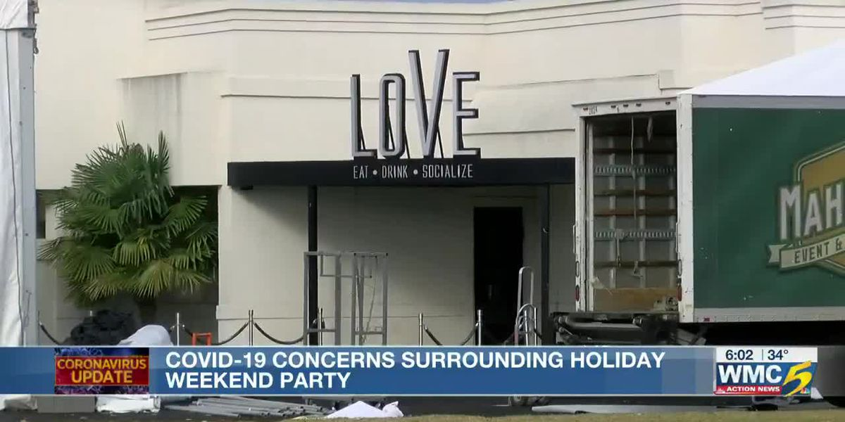County mayor says investigation underway into large party thrown over holiday weekend