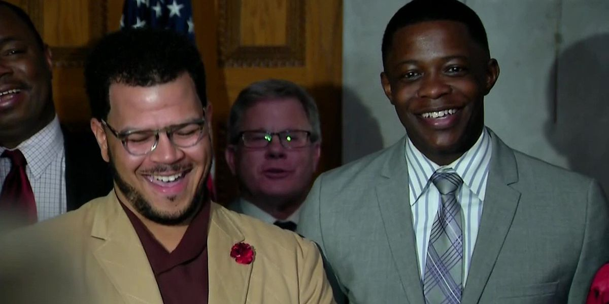 Waffle House shooting hero honored at TN Capitol