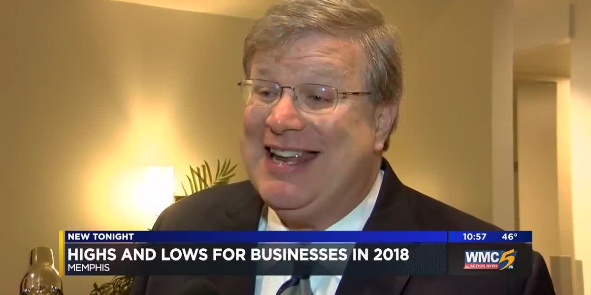 Highs and lows for businesses in 2018