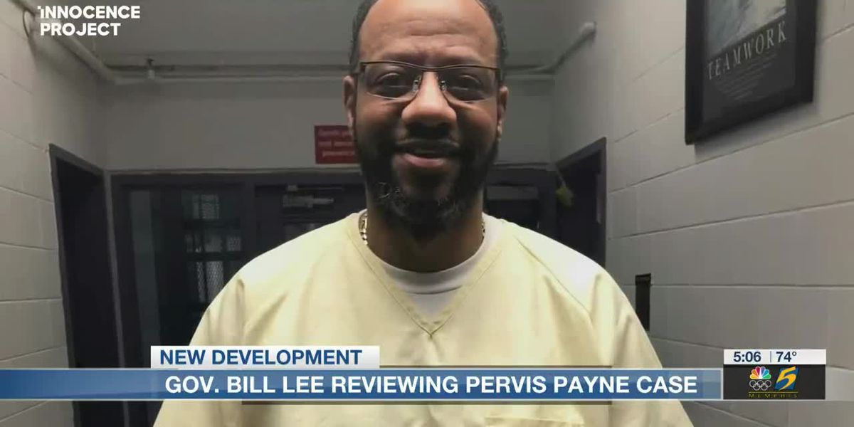 Gov. Bill Lee reviewing Pervis Payne case