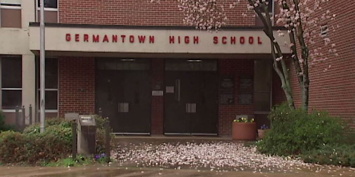 Germantown High teacher accused of using 'racially insensitive term' in class