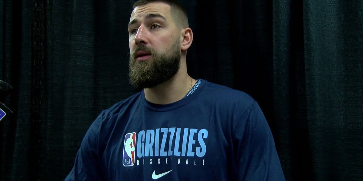 Valanciunas cleared for Grizzlies opener