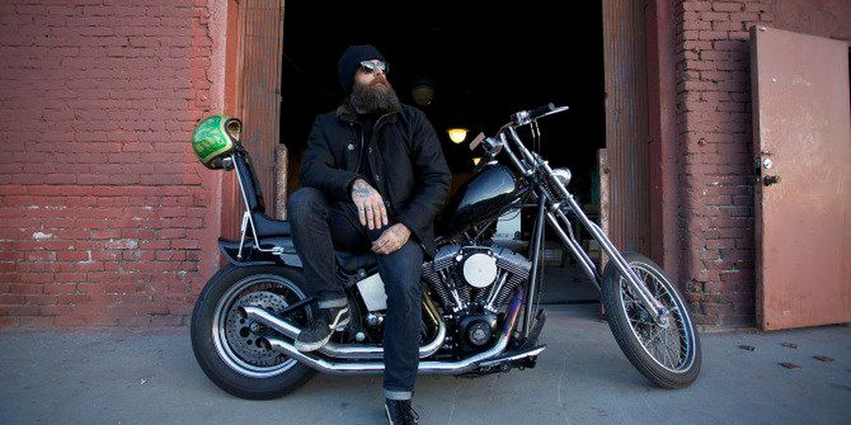 """Biker Dad: Discovery launching a new biker show, """"Sacred Steel"""""""