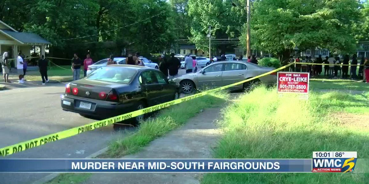Police investigating the shooting death of man near the fairgrounds
