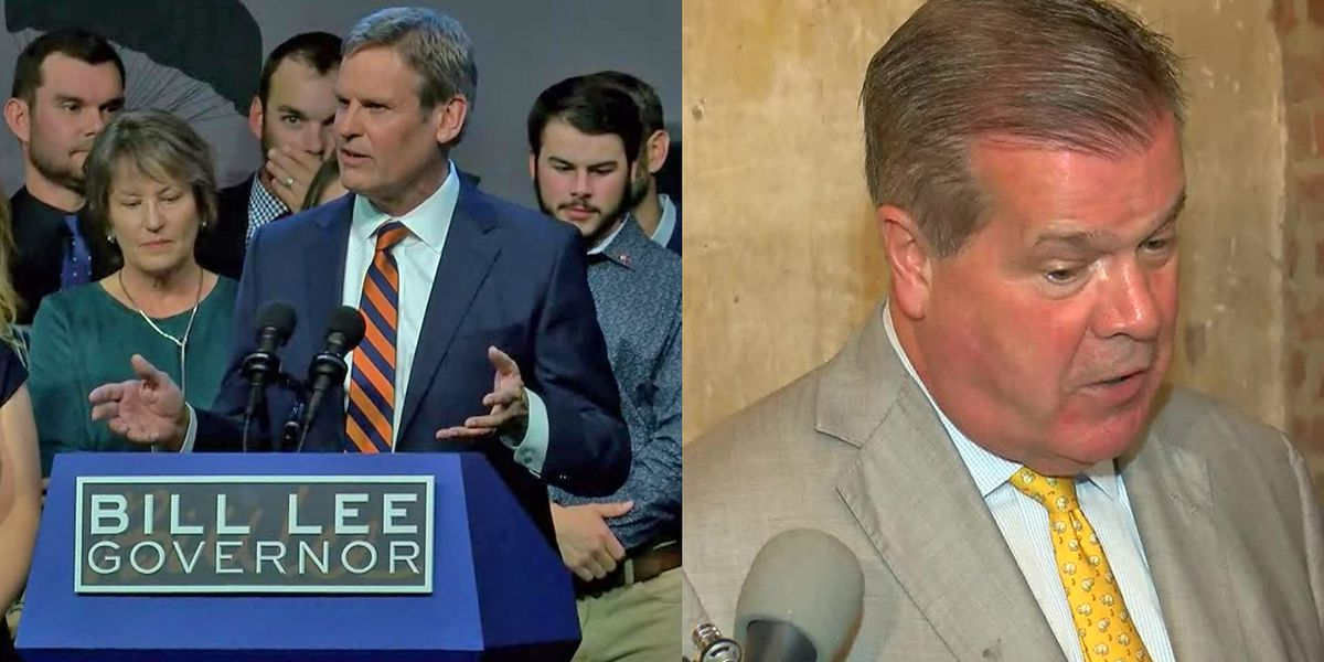Bill Lee chosen as Tennessee governor, beats Karl Dean