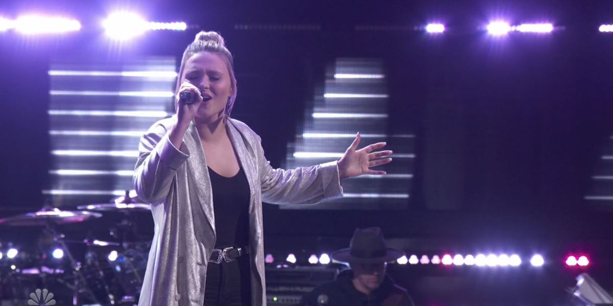 Local talent shines as new 'The Voice' contestant takes national stage