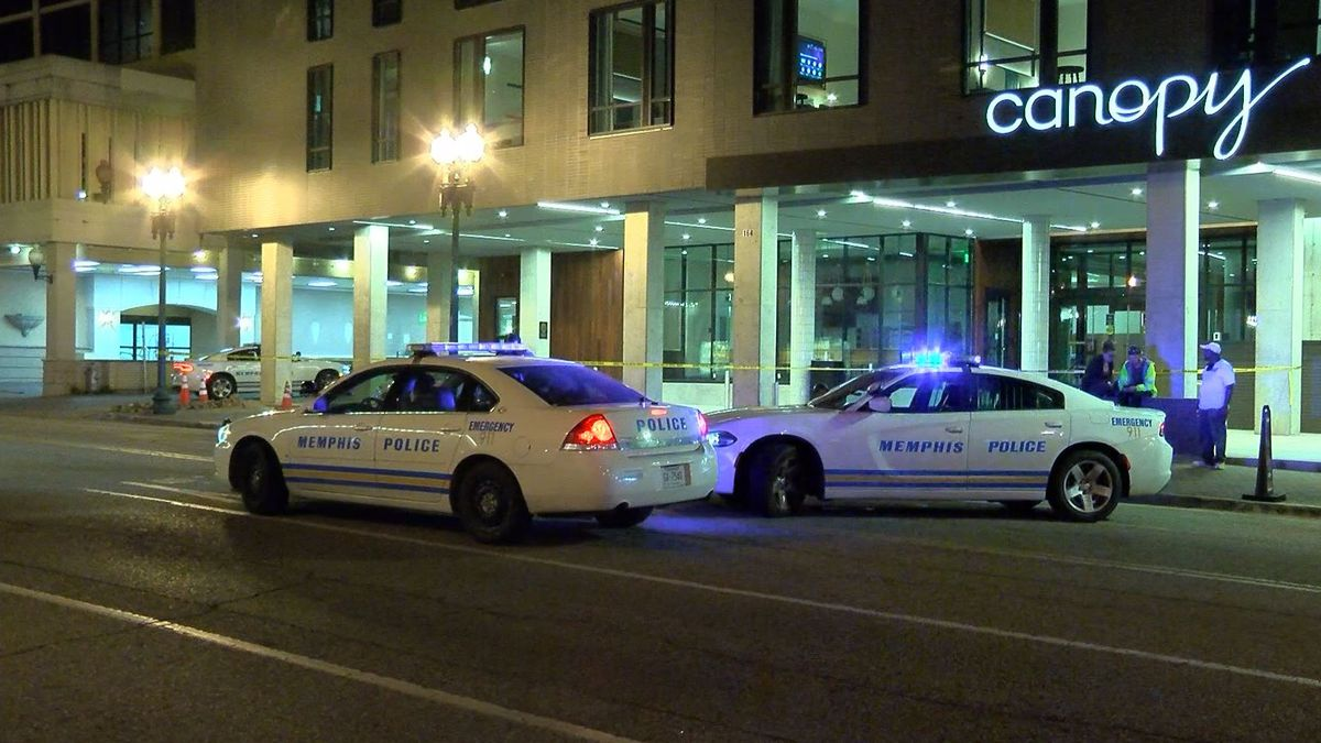 Police investigating overnight shooting in Downtown Memphis