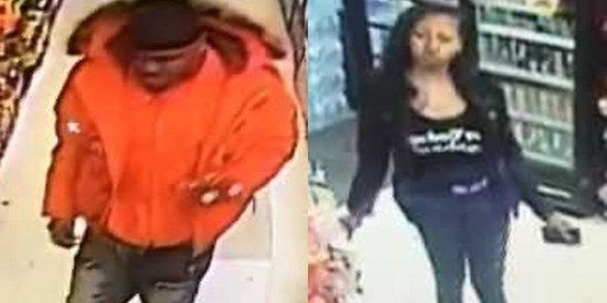 Man, woman wanted for Southaven robbery
