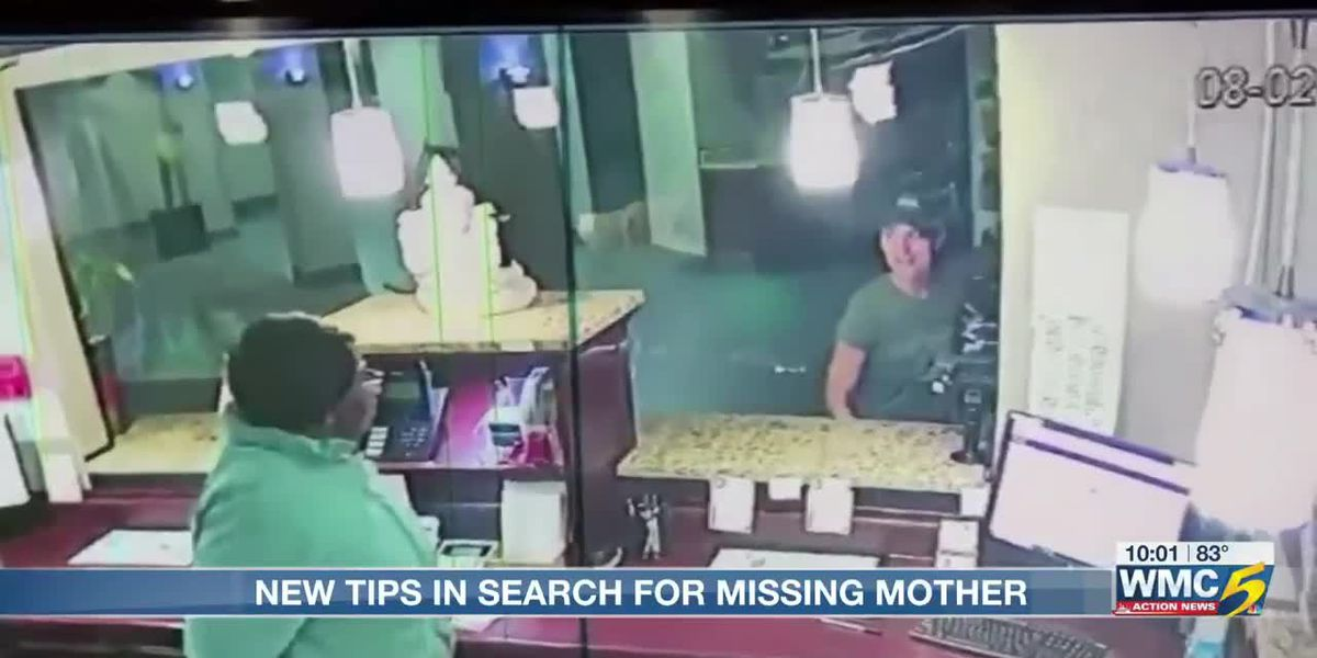 Search continues for missing Kansas mother as new video emerges