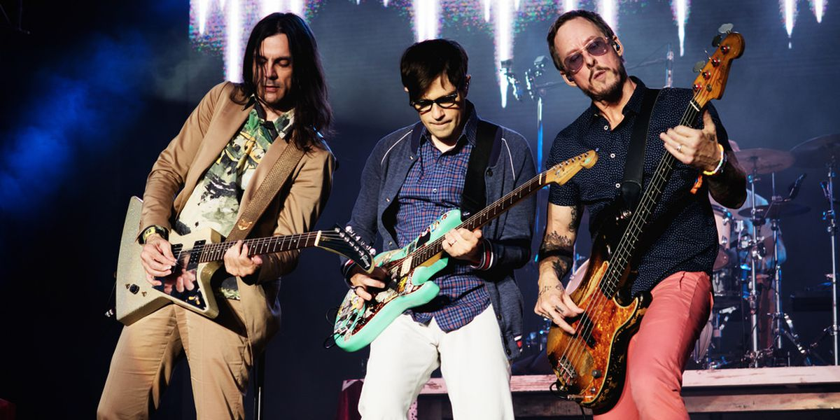 Weezer, Pixies to play FedExForum