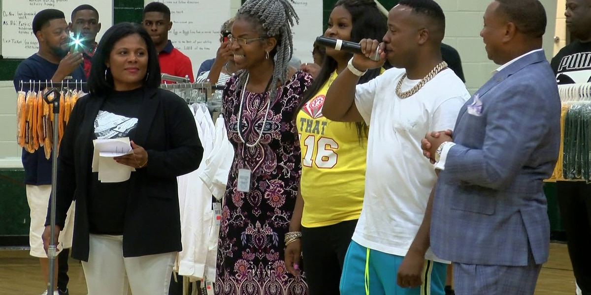Yo Gotti gives back to Grandview Heights Middle School