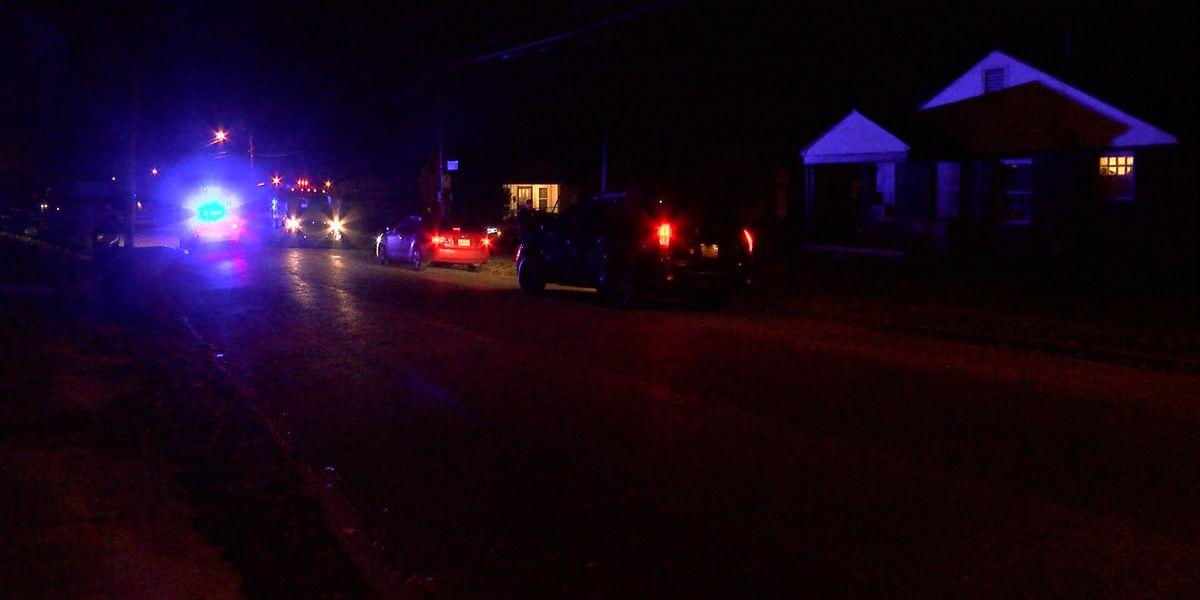 1 shot, wounded in Binghampton area