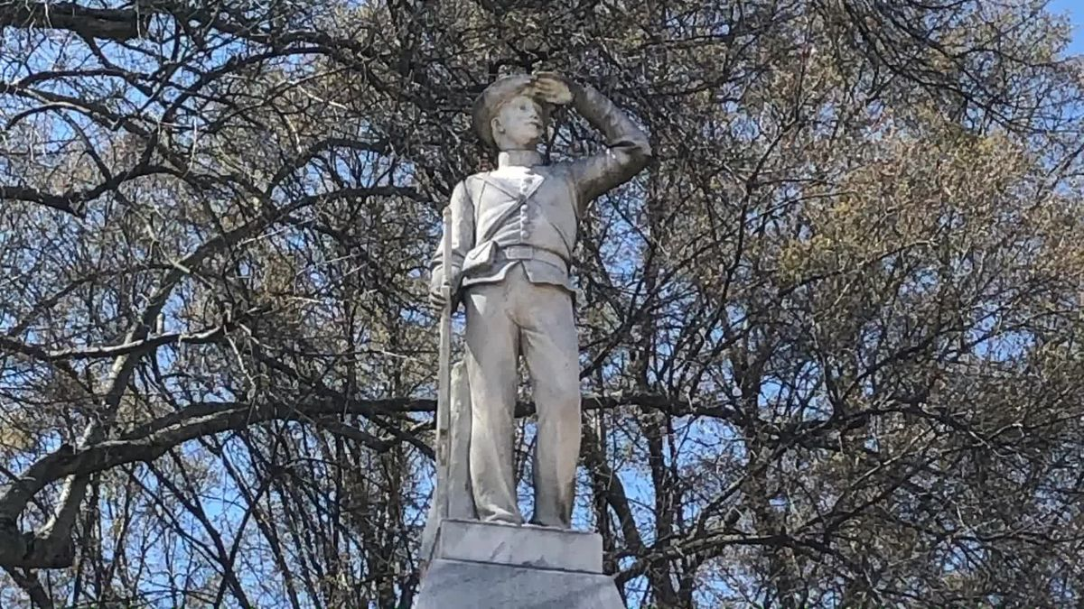 Meeting set to discuss relocation of Ole Miss Confederate statue