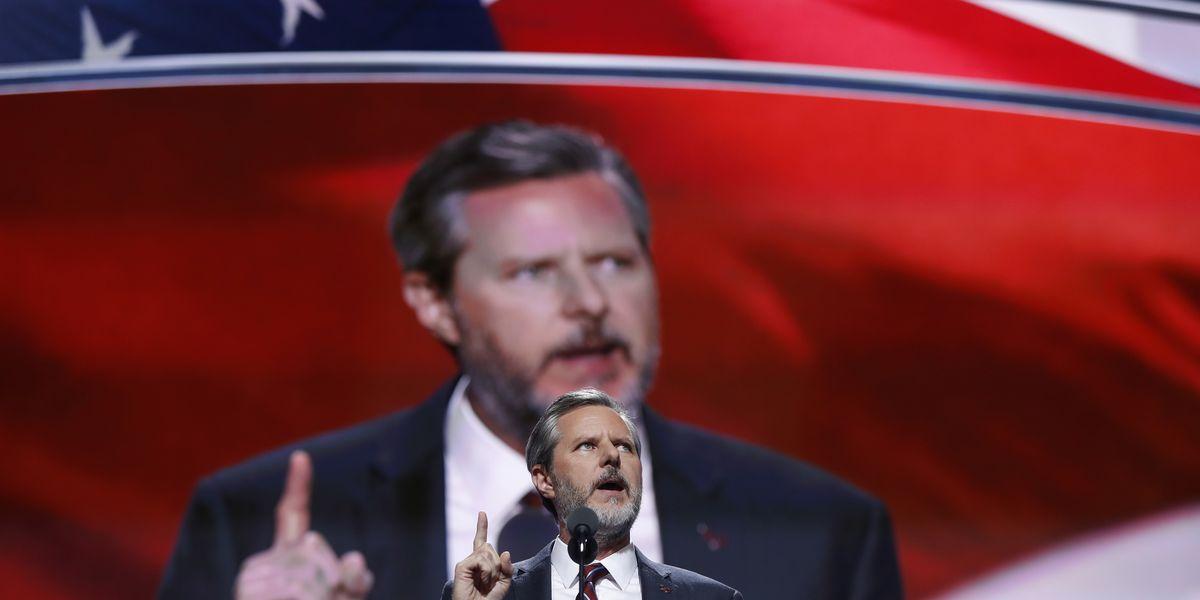Liberty sues Jerry Falwell Jr., seeking millions in damages