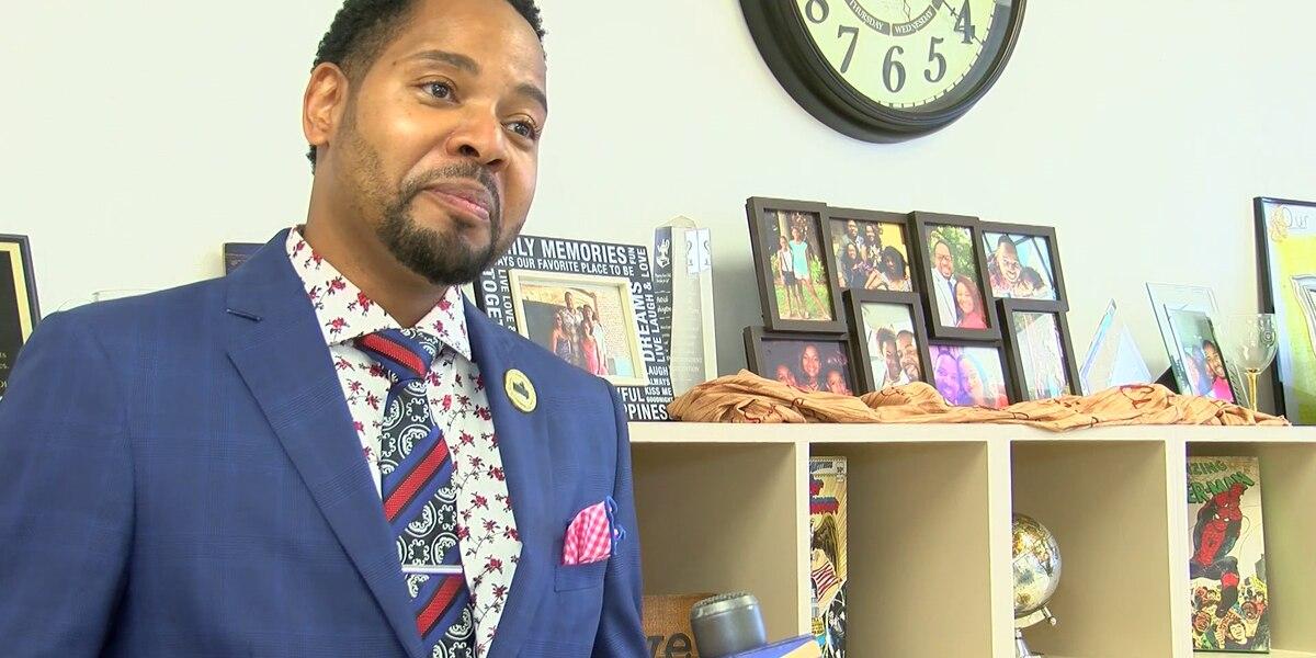 Program offering $5,000 for more Black men to teach