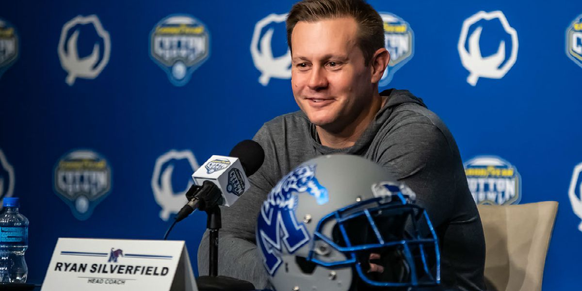 National signing day a hit for Memphis head football coach Ryan Silverfield
