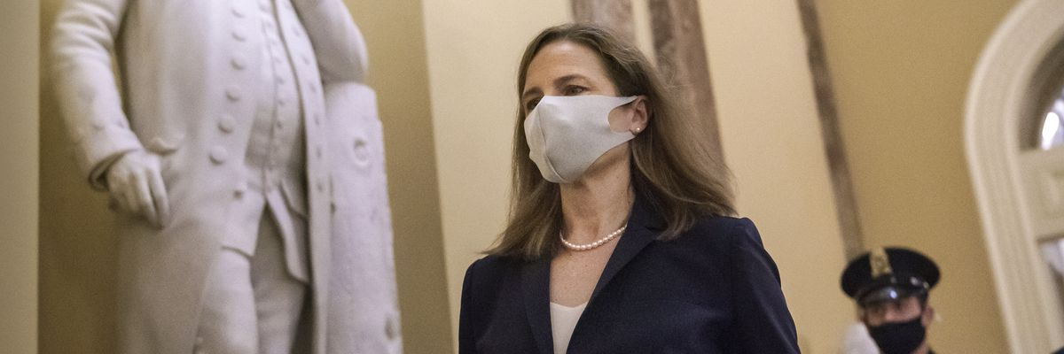 Mid-South lawmakers react to Amy Coney Barrett joining Supreme Court