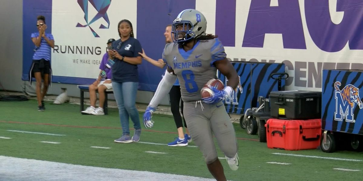 Memphis RB named AP first team All-American