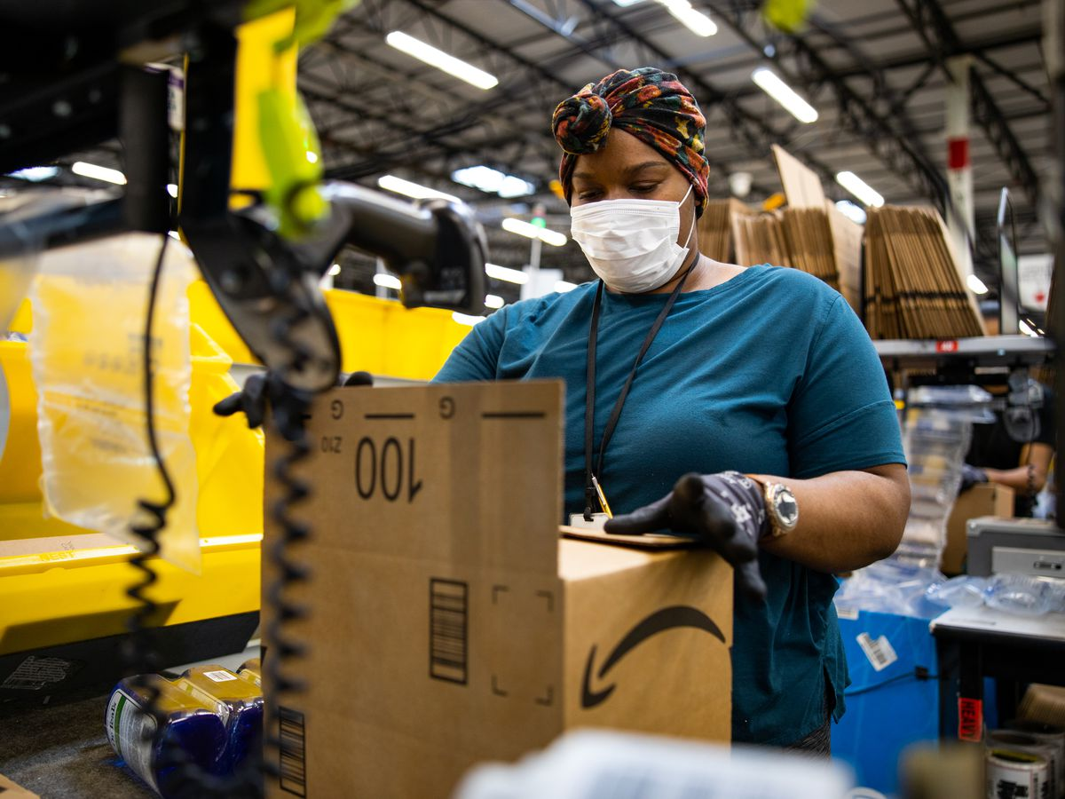 Amazon creating hundreds of jobs with 2 new Mid-South facilities