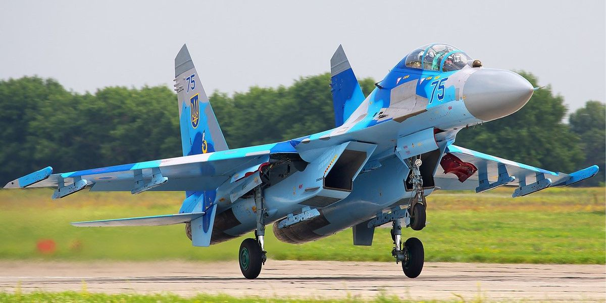 Russian fighter jet comes within 20 feet of U.S. aircraft