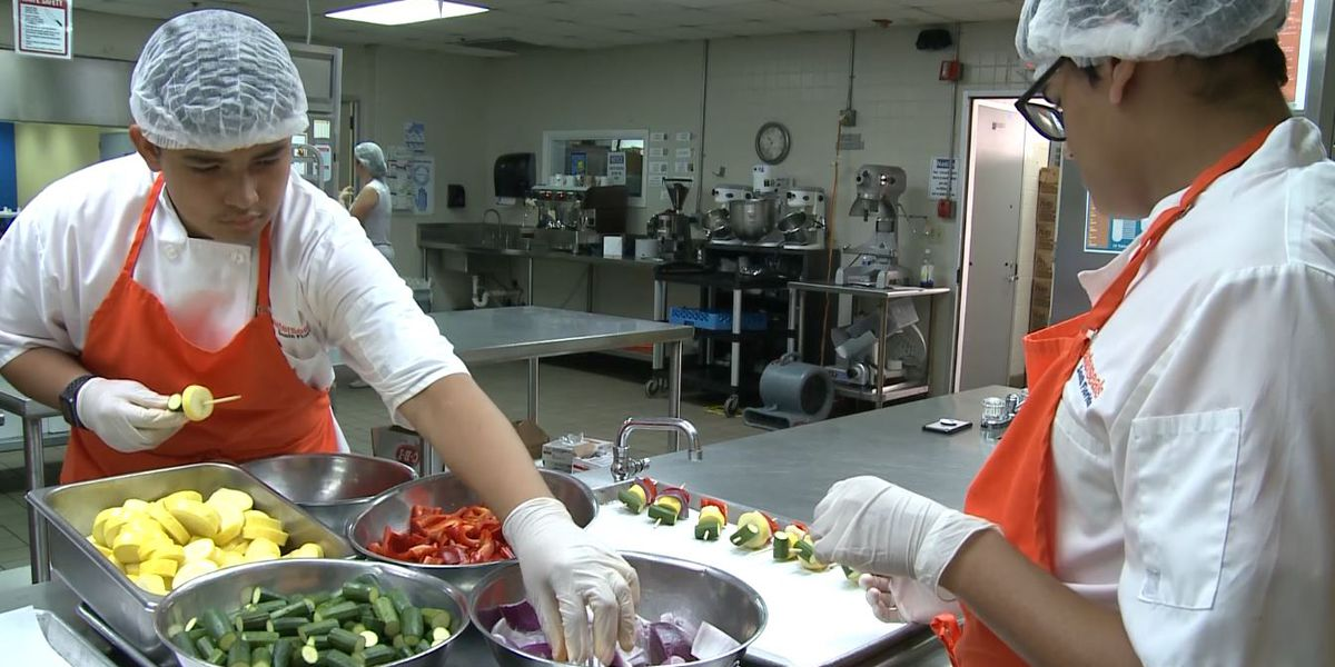 Best Life: Cooking up careers for autism and disabilities